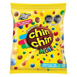 Chin Chin Grageas Mini 1kg