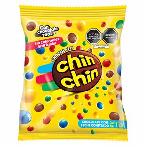 Chin Chin Grageas 1kg