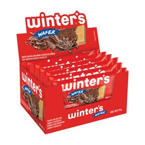 Wafer Winter's x 8unid 22gr