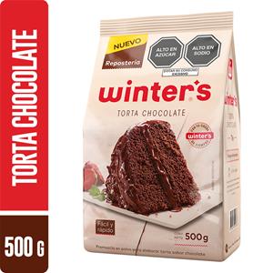 Premezcla WINTERS Torta chocolate 500g